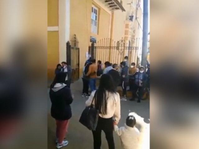 Señor Cautivo: sancionarán a peregrinos que pese a prohibiciones acuden a festividad