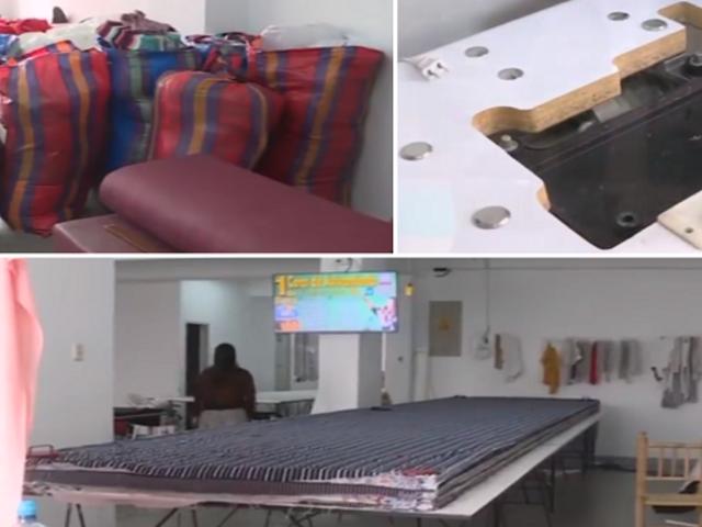 La Victoria: delincuentes roban más de 200 mil soles en prendas, telas y máquinas de almacén