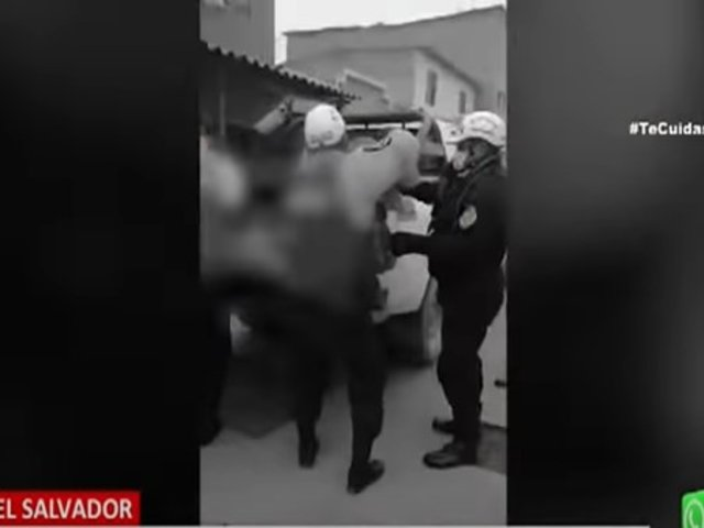 Villa el Salvador: Abaten a delincuente durante enfrentamiento con la Policía