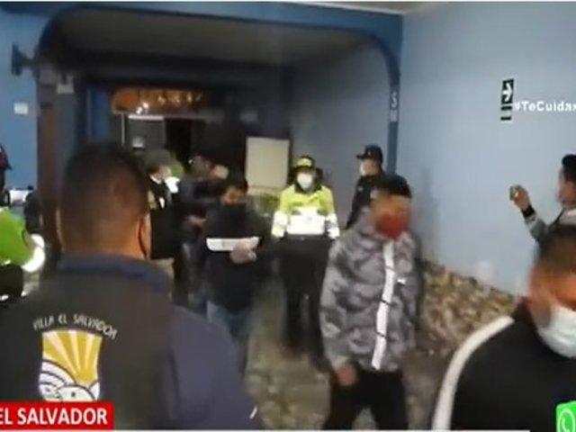 """VES: Más de 100 detenidos en """"Fiesta Covid-19"""" que era amenizada por tres orquestas"""