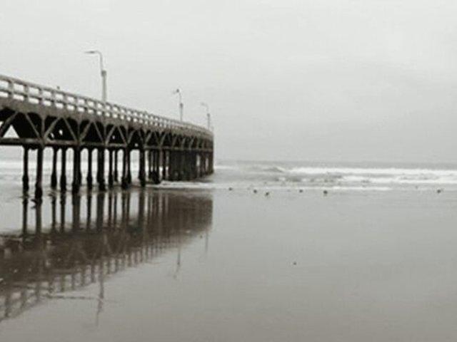 ¡Alarma en el sur! Cañete: mar se retiró 200 metros y afecta a pescadores