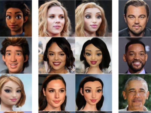 Cómo sería tu rostro si fueras un personaje de Pixar: averígualo aquí