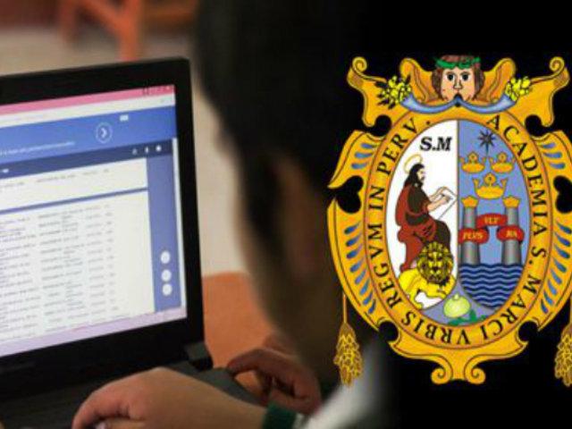 Admisión UNMSM: PNP supervisará posible mal uso tecnológico en examen virtual