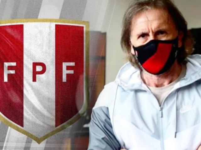 Ricardo Gareca no convocará a otro jugador en reemplazo de Loyola