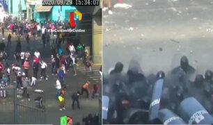 Batalla campal en La Victoria: 8 fiscalizadores heridos dejó operativo contra el comercio informal
