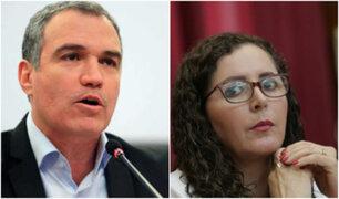 """Del Solar sobre disolución del Congreso: """"Rosa Bartra pidió que cierren la puerta"""""""