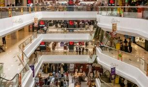 Navidad 2020: plantean ampliar a 60% el aforo de los centros comerciales