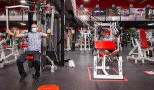 Gremio de gimnasios se sienten discriminados al no ser incluidos en fase 4 de reactivación económica