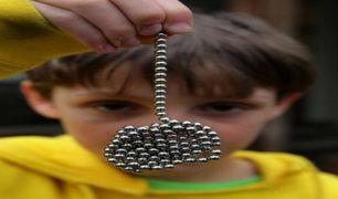 Niño terminó con intestinos perforados luego de tragar imanes