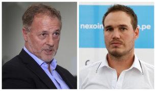 """Muñoz sobre Forsyth: """"Fuimos elegidos para ser alcaldes cuatro años"""""""