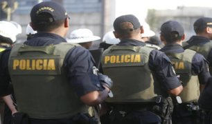 """Congreso: presentan proyecto para reincorporar a policías """"separados inconstitucionalmente"""""""