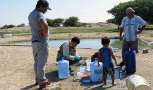 Lambayeque: 400 niños pasarán evaluación médica por consumo de agua contaminada