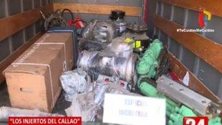 Ladrones fingían ser policías para robar maquinarias valorizadas en más de 100 mil dólares