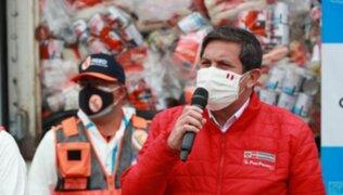 """Jorge Chávez sobre detenciones: """"El último recurso es suprimir la libertad"""""""