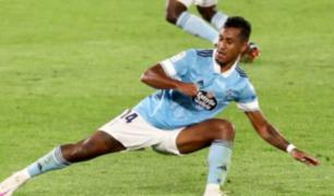 Peruanos en el extranjero: Tapia se lució en victoria del Celta ante Athletic Club