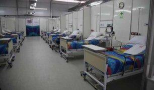 Cusco: hospital Antonio Lorena no reportó fallecidos por Covid-19 en setiembre