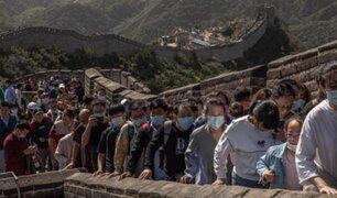 Feriados en China movilizarán a millones de ciudadanos pese a pandemia del COVID-19