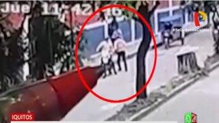 Iquitos: ladrones balearon a hombre y se llevaron 15 mil soles.