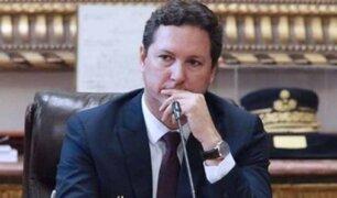 Congreso: Declaran procedente denuncia constitucional contra Daniel Salaverry