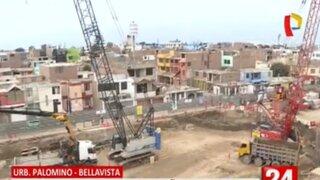 Inspeccionan posibles daños ambientales y estructurales por obras de Línea 2 del Metro de Lima