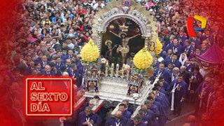 Octubre sin procesión del Señor de los Milagros