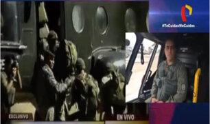Jorge Matallana: el héroe que salvó a su patrulla en el Vraem