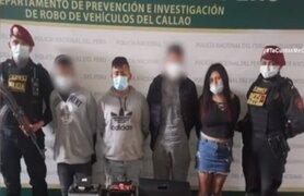 Cae banda dedicada al robo de autopartes que era liderada por mujer de 18 años