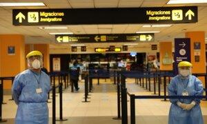 MTC: Unos 30 mil pasajeros de Europa llegarán al país por Navidad y Año Nuevo