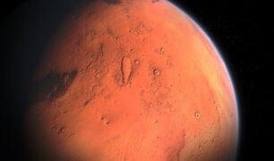 EAU celebra llegada a Marte de satélite 'Al Amal'
