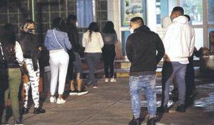 Covid-19: más de 80 peruanos y extranjeros fueron intervenidos en un bar de Talara