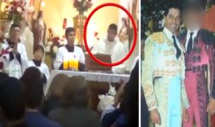 SJM: se hizo pasar como sacerdote durante 3 años, pero en realidad era torero