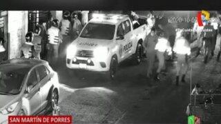 SMP: Más de 40 personas detenidas por participar de fiesta clandestina