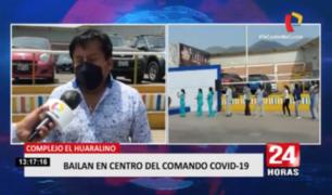 El Huaralino: administrador afirmó que decidió sorprender al personal médico por su día