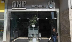 Bono Universal: MEF plantea que 1.2 millones de aportantes a la ONP reciban subsidio