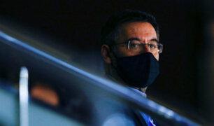 Barcelona: se validó voto de censura contra Bartomeu y referéndum decidirá su continuidad