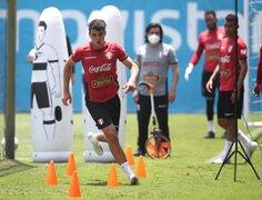 Matías Succar indicó que dejará todo en la cancha ante las eliminatorias