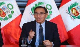 Martín Vizcarra: Fiscalía dispone un plazo de 8 meses para investigar caso Lomas de Ilo