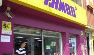 SMP: capturan a tres delincuentes venezolanos en pleno asalto a minimarket