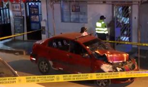 El Agustino: vehículo que atropelló y mató a bebé no tenía SOAT, según familiares