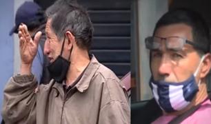 El uso incorrecto de la mascarilla aumenta el riesgo de contagio de la COVID-19
