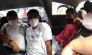 SMP: identifican a extranjeros que intentaron asaltar tienda Tambo