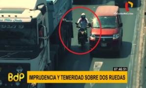 Errores fatales de motociclistas que les provocó la muerte en las vías