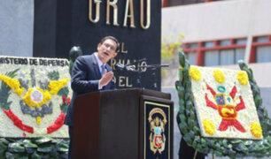 Martín Vizcarra: un país igualitario se construye dejando de lado expresiones machistas