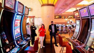 Tragamonedas y Casinos: Titular del Mincetur verificó cumplimiento de protocolos en salas de juego