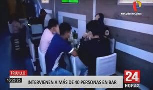 Trujillo: más de 40 personas se reunieron en bar clandestino para celebrar empate con Paraguay
