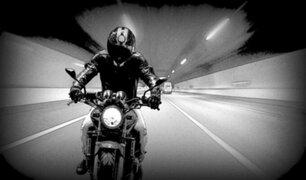 Vecinos de Chorrillos denuncian que motocicleta ronda sus casas