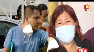 El Agustino: liberan a hombre implicado en accidente que mató a bebé, reveló familia de la víctima