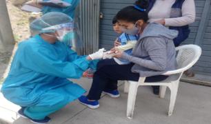 Apurímac: EsSalud realizará vacunación casa por casa a menores de 5 años