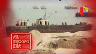 ¡Evento Paranormal! El barco fantasma de Gambeta