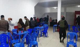 Covid-19: intervienen a 24 personas que participaban en una  fiesta en SJL